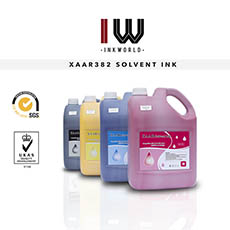 Solvent Ink for Xaar 382 5L