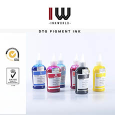 Water-based Pigment Ink 100ml