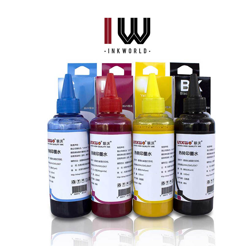 Dye Sublimation INK for Epson DX4/DX5/DX7/5113
