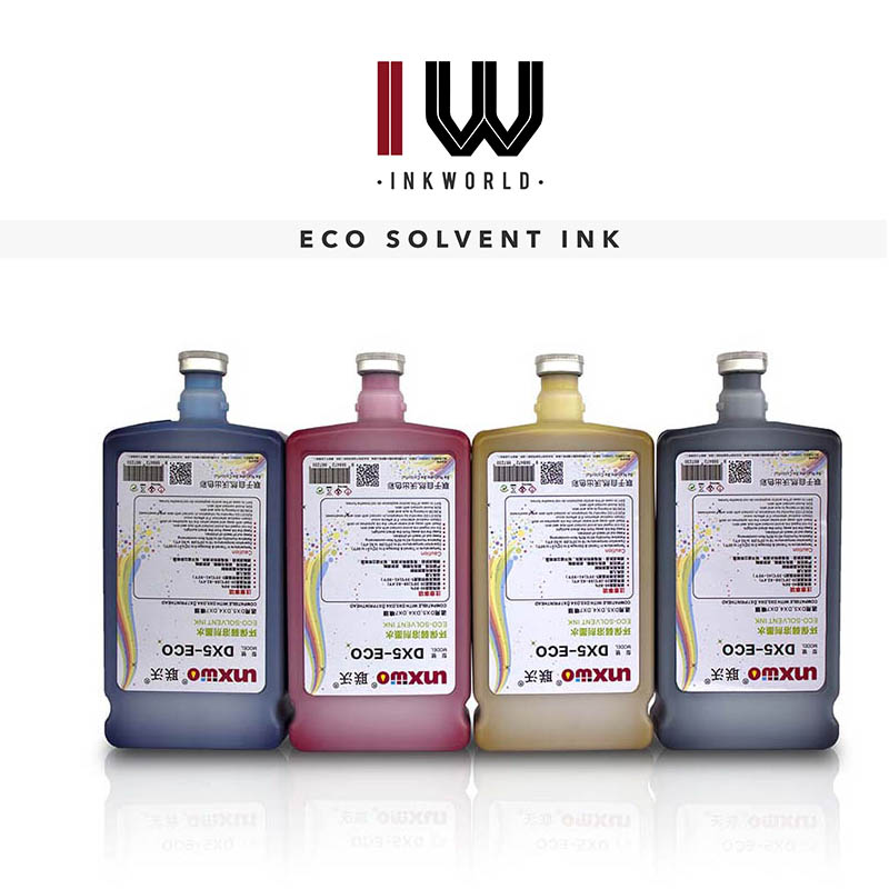 Eco Solvent Ink for Epson DX4/DX5/DX7 Head