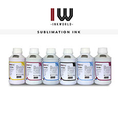 Dye Sublimation ink 500ml/1L