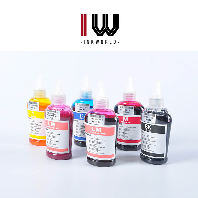 Anti-UV dye ink for HP 100ML