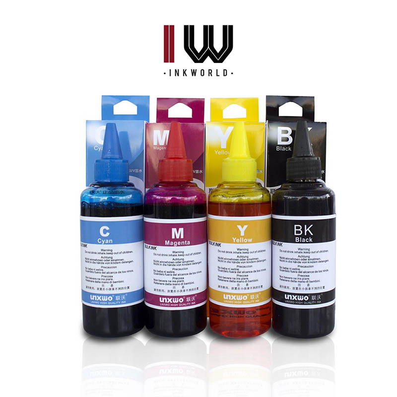 Dye Ink for Brother J410 LC960 LC980 etc